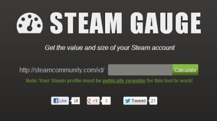 Steam Gauge circa 2013