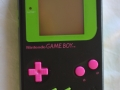 Hot Neon of the 80s custom gameboy 1