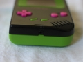 Hot Neon of the 80s custom gameboy 5