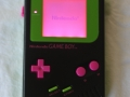Hot Neon of the 80s custom gameboy 7